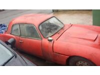 Ford ashley 1172 kit car in need of full restoration 1959 year