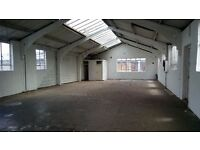 2100 sq ft First-Floor Industrial Unit to rent in Southend-On-Sea (Open to offers)