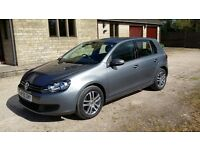 2009 Volkswagen Golf 2.0 TDI CR SE 5dr, With Full History and Belt and Water Pump Change at 66K
