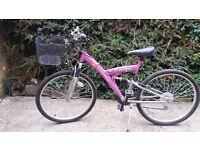 TEENAGE GIRL'S / LADIES BICYCLE