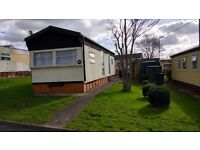 Residential Park Home On Quiet Private Semi retired Park for Over 50's