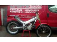 1996 beta techno 250 trials bike px poss trials motocross enduro road. Delivey available . Mint bike