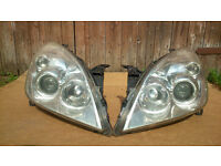 vauxhall vectra / signum / vectra estate projector headlamps