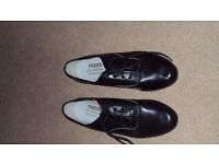Men's ballroom dancing shoes size 5