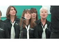 Enthusiastic women of all ages to join our A Cappella Barbershop Chorus.