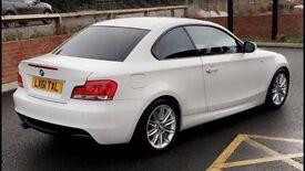 Stunning bmw 1 series coupe m sport