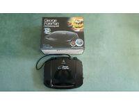 George Foreman 5 Portion Removable Plates Health Grill