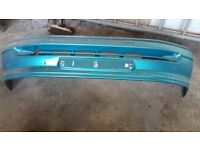 Ford Escort MK 5 front and back bumpers