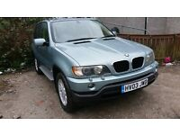 BMW x5 3.0d. Full BMW service history. Immaculate condition.