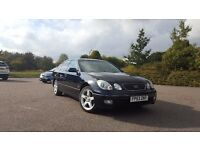 2003 (53) Lexus GS300 3.0 SE Navigator Auto FLSH!!! BEST EXAMPLE!! NOT Mercedes NOT BMW NOT IS200