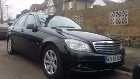 BRILLIANT MERCEDES-BENZ C CLASS 1.6 AUTO 156 BHP, 12 MONTHS MOT, STUNNING CAR, NOT TO BE MISSED