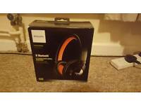 Brand new in box, Bluetooth wireless headphones