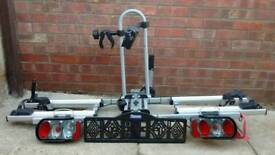 2-Bike lockable Cycle Carrier