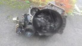 Vw polo Gearbox 1.4