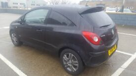 2008 vauxhall corsa 1.3 diesel, long mot on it, drive good, road tax only £30 a year.