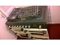 6 ring gas cooker