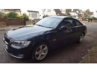 2008 BMW 320 Coupe **new shape**