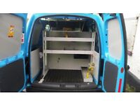 VW Caddy Maxi Racking