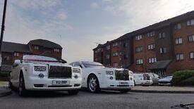 Last minute wedding car hire | Rolls Royce Phantom Hire