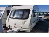 Swift Cruach Morven 460 (Vitesse) - 2 Berth Caravan