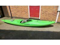 Kayak- Liquid Logic Stinger- White water racer, playboat, surf