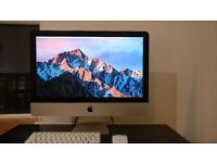 iMac (21.5 -inch, Late 2013) 2.7 Ghz Intel Core i5, 8GB, 1 TB, Original Boxing.