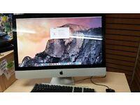 """Apple iMac A1312 27"""" Desktop - 16GB RAM, 3TB HDD, ATI RADEON 5750 1GB Mid2010"""