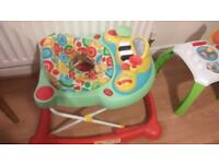 """""""Mothercare"""" Baby Walker for sale just for 20£. Hardly used , in good condition."""