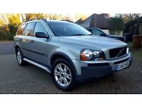 2003 Volvo XC90 2.4 TD D5 Geartronic Leather, Dvd, 7 seater FULL SERVICE HISTORY