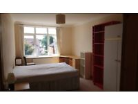 Large Furnished double bedroom in luxurious & spacious house. Nr Boscombe shops & beach 453pcm