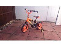 Boys bike 12''