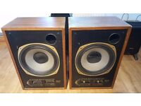 Tannoy Little Gold Monitor LGM pair of monitors speakers from legendary Olympic Studios in London