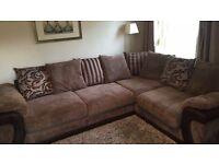 5 seater corner sofa £550 ONO