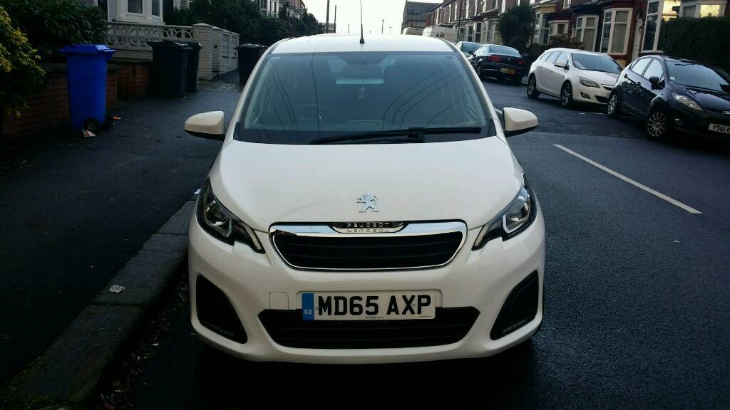 Peugeot 108 BARGAIN IMMACULATE 9700 MILES 1 OWNER