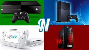 xbox one-$275,wii u-$250,drone air with camera-$149,HOVERBORD,games,accessories,SALE ALSO REPAIR  & MORE-CELL,LAPTOP,TAB