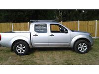 2007, Nissan Navara Aventure model. 2.5 Dci Diesel NO VAT