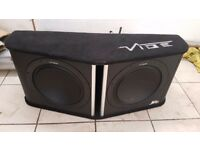 Vibe 2400w subwoofer