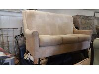 Sofa - Super Comfy 3 + 1 Seater and a Puffy High Back Cottage Suite