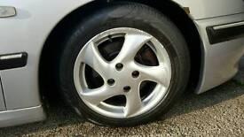 peugeot 206 scirocco alloy wheels