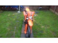 2014 Pulse adrenaline 125cc 6313km