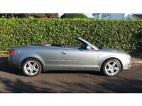 Audi A4 Cabriolet 1.8 T Sport 2dr (Full Service History, Excellent Condition inside and out)