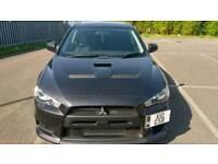 2008 Mitsubishi Evolution X sst FSH EVO X , EVO 10 Jdm import