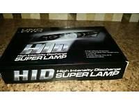 UNO HID LIGHT KIT 6000K H7