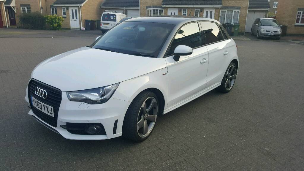2014 audi a1 2.0 tdi 140 s line black edition 5 door sportback