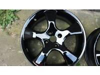 Alloys wheels 17' Spiders