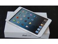 iPad mini 2 unlocked 4G white. 16GB