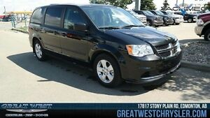 2016 Dodge Grand Caravan 4dr Wgn Canada Value Package
