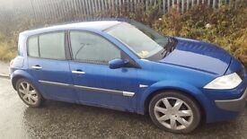 RENAULT MEGANE FACELIFT 1.5 DCI FULL CAR FOR BREAKING ALL PARTS AVAILABLE