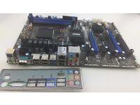 MSI 970A-G46, Socket AM3, AMD Motherboard