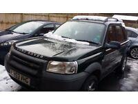 Land Rover Freelander, 2.0 tdi